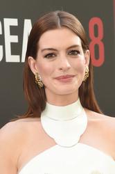 Anne Hathaway - 'Ocean's 8' Premiere in NYC 6/5/18