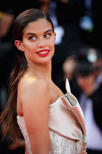 Sara Sampaio - 'First Man' Premiere &Opening Ceremony during the 75th Venice Film Festival 8/29/18