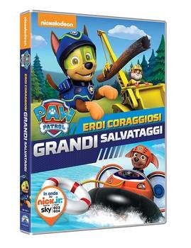 Paw Patrol: Eroi Coraggiosi, Grandi Salvataggi (2016) DVD5 COPIA 1:1 ITA MULTI