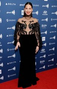 Olivia Munn -           30th Annual GLAAD Media Awards Beverly Hills March 28th 2019.