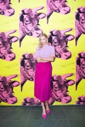 Karlie Kloss - Carolina Herrera Fashion Show in NYC 2/12/18