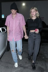 Nicola Peltz - Out for dinner in West Hollywood 1/22/19