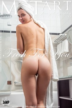 Oxana Chic - Fresh For You 07/26/19