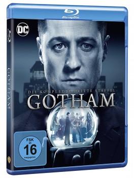 Gotham - Stagione 3 (2016) 4x Full Blu Ray DD 5.1 ENG DTS HD MA