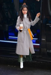 Camila Cabello - Out in NYC 1/17/18