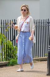 Emilia Clarke - Out in London 7/5/18