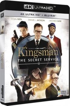 Kingsman - Secret Service (2014) Full Blu-Ray 4K 2160p UHD HDR 10Bits HEVC ITA DTS 5.1 ENG DTS-HD MA 7.1 MULTI