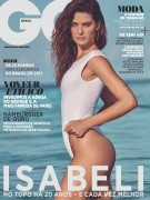 Isabeli Fontana -         GQ Magazine (Brazil) November 2017.