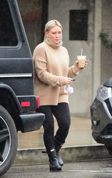 Hilary Duff - Out in LA 2/2/19