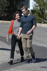 Emma Watson and Chord Overstreet Out in Los Angeles - 3/8/18