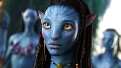 Аватар / Avatar (Сэм Уортингтон, Зои Салдана, Сигурни Уивер, 2009) D1c4ae1091451884