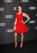 Natalia Dyer - Audi Emmy Party in Los Angeles 09/14/2017