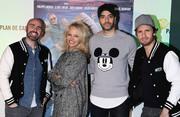 Pamela Anderson - The 'Nicky Larson et le parfum de Cupidon' Premiere in Marseille 1/11/19
