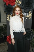 Rachelle Lefevre -             ''Unreal'' and ''Mary Kills People'' Lifetime Party Los Angeles February 13th 2018.