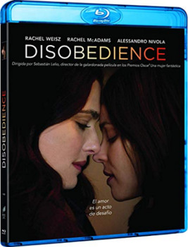 Disobedience (2017) iTA - STREAMiNG