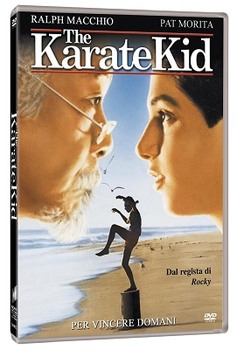 Karate Kid - Per vincere domani (1984) DVD9 Copia 1:1 ITA/ENG/FRA/SPA/DEU