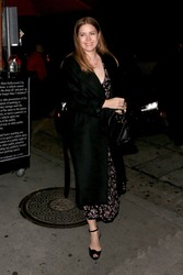 Amy Adams - Out for dinner in West Hollywood 1/21/19