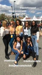 Renee Olstead at the Vegan Street Fair in North Hollywood, California - 3/25/2018 Instagram Pics ae16ce795576983
