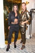 Gisele Bundchen - Rosa Cha store opening in LA 11/2/18