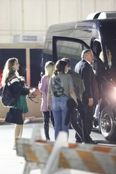 Selena Gomez - Leaving Taylor Swift's Concert in Pasadena 5/19/18