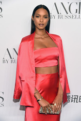 "Lais Ribeiro - ""ANGELS"" By Russell James Book Launch And Exhibit in NYC 9/6/18"