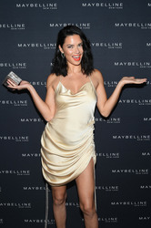Adriana Lima - Maybelline x New York Fashion Week XIX Party 9/8/18