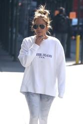 Jennifer Lopez - Out in NYC 3/20/19