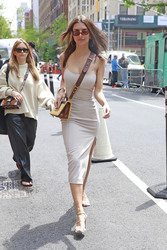 Emily Ratajkowski - Out in NYC 5/7/18