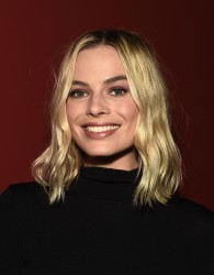 Margot Robbie - Film Independent Screening Series screening and Q&A of 'I, Tonya' in Culver City 2/3/18