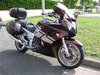 Vends FJR 1300 AS, 2007, 48 000km, 1ère main. 3be65e994892294