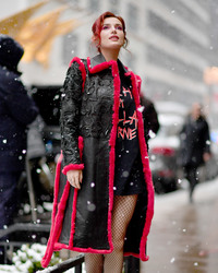 Bella Thorne - Out in NYC 3/21/18