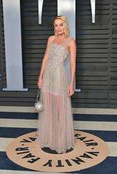 Margot Robbie - 2018 Vanity Fair Oscar Party 3/4/18
