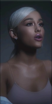 Ariana Grande - 'No Tears Left To Cry' - Not so upside version - Spotify (2018) Caps+Vid