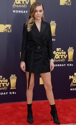 Delilah Belle Hamlin - 2018 MTV Movie & TV Awards in LA 6/16/18