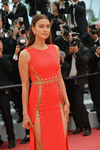 Irina Shayk - 'Sorry Angel (Plaire, Aimer Et Courir Vite)' Premiere at the 71st Cannes Film Festival 5/10/18