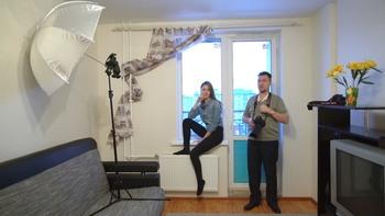 Секреты фотосъёмки в обычной квартире + Бонусы (2017) Видеокурс