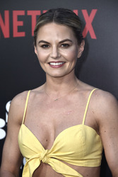"Jennifer Morrison | Netflix's ""Sierra Burgess Is A Loser"" premiere in Hollywood 