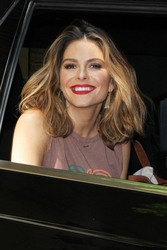 Maria Menounos - Out in NYC 8/9/18