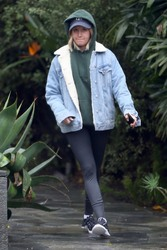 Ashley Tisdale - Out in West Hollywood 3/6/19