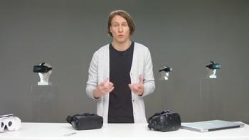 VR-разработчик. Разработки VR-приложения: от идеи до монетизации (Видеокурс)