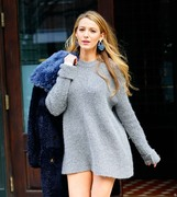 Blake Lively - Out in NYC 2/14/18