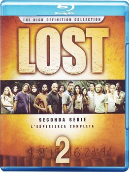 Lost - Stagione 2 (20052006) [7-Blu-Ray] Full Blu-Ray 282Gb AVC ITA DTS 5.1 ENG DTS-HD MA 5.1 MULTI