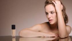 Natalie Portman - Dior Forever Skin Glow - ad