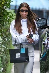 Sofia Richie - Out in West Hollywood 3/13/18