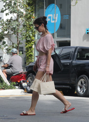 Katie Holmes - Out in Miami 12/28/18