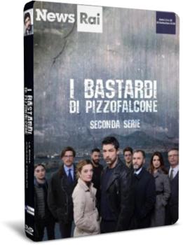 I Bastardi di Pizzofalcone - Stagione 2 (2018) 3xDVD9 COPIA 1:1 ITA