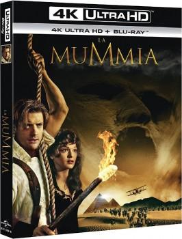 La Mummia (1999) Full Blu-Ray 4K 2160p UHD HDR 10Bits HEVC ITA DTS 5.1 ENG DTS-HD MA 7.1 MULTI