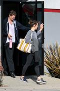 Milla Jovovich - Out in LA 1/29/19