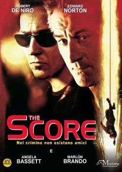 The score (2001) DVD9 Copia 1:1 ITA ENG