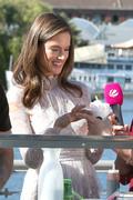 Alessandra Ambrosio -  ''Sat1 Fruehstuecksfernsehen'' in Berlin 7/2/18